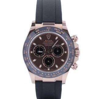 Rolex Daytona Cosmograph Rose Gold Chocolate Dial 116515LN New 2020