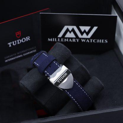 Tudor Black Bay Fifty-Eight 58 Blue 79030B Leather New 2021