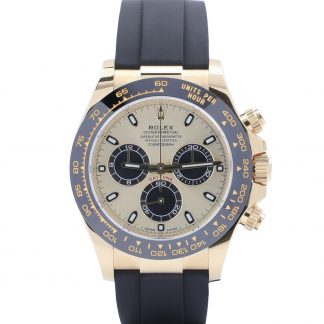 Rolex Daytona Cosmograph Yellow Gold Champagne Dial 116518 New 2021