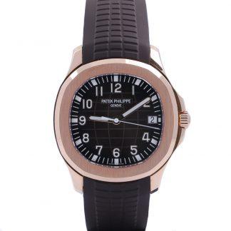 Patek Philippe Aquanaut Rose Gold Automatic 40mm 5167r-001 New 2021