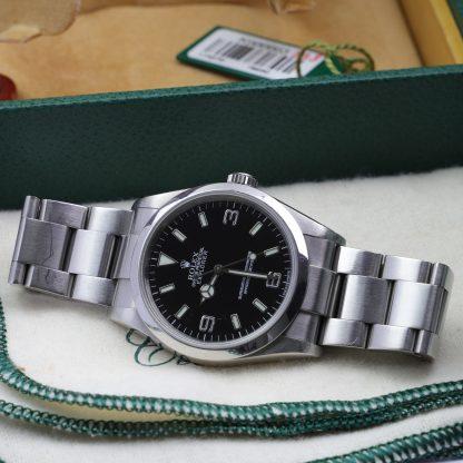 Rolex Explorer 114270 Fullset 2001