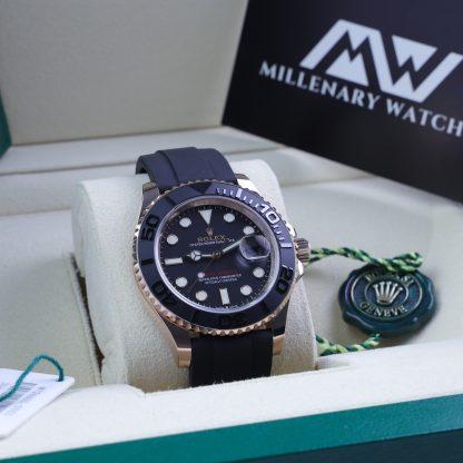 Rolex Yachtmaster 40 Oysterflex 126655 2020