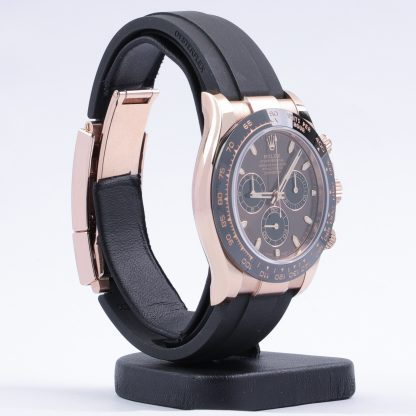 Rolex Daytona Cosmograph Rose Gold Chocolate Dial 116515LN New 2020