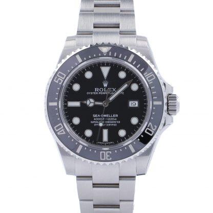 Rolex Sea-Dweller 4000 116600 Full Set 2015