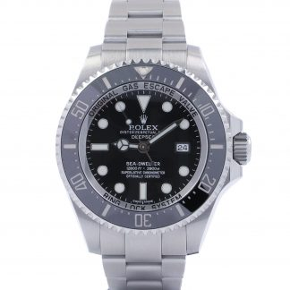 Rolex DeepSea Sea-Dweller 116660 2015
