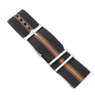 Tudor Fabic NATO strap for Heritage Chronograph 70330N