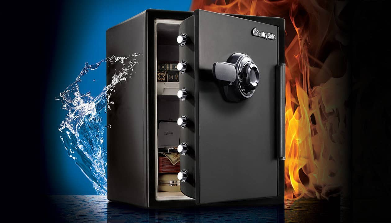 Top 10 Best Waterproof Safes [List & Guide]