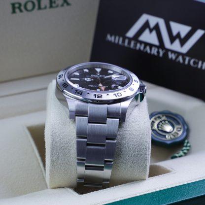 Rolex Explorer II 216570 Black Dial 2020