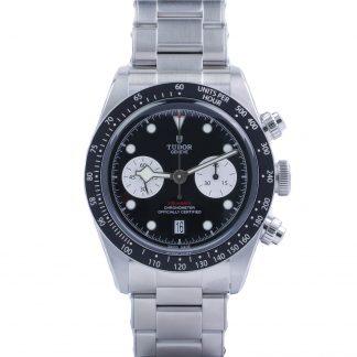 Tudor Black Bay Chronograph 79360N Black Dial New 2021