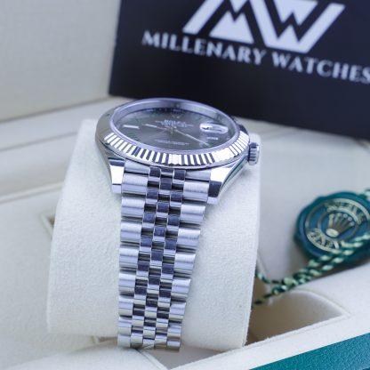 Rolex Datejust 41 126334 Wimbledon Jubilee Fullset 2019