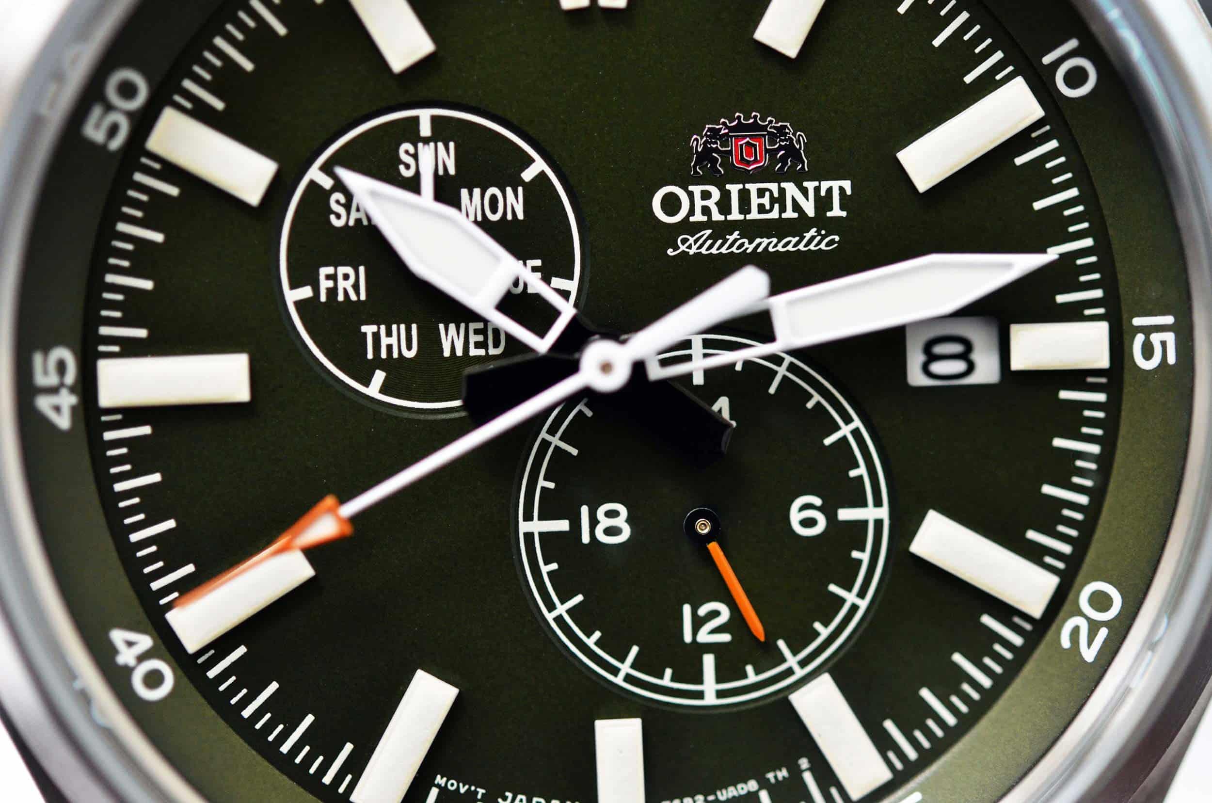 Orient Defender 2 Review