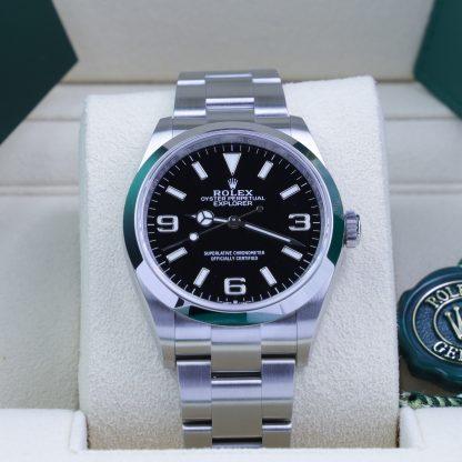 Rolex Explorer 36mm 124270 Unworn 2021