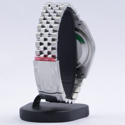 Rolex Datejust 36mm Wimbledon Dial Jubilee 126200