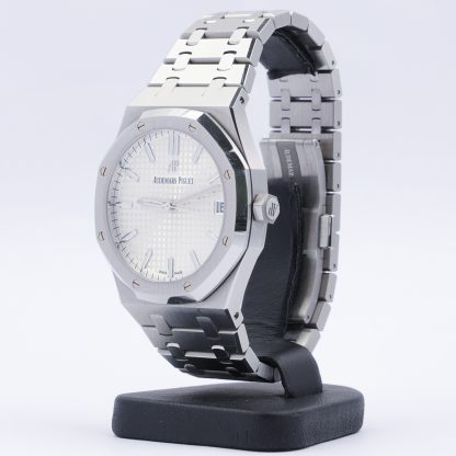 Audemars Piguet Royal Oak 15500ST.OO.1220ST.04 41mm White/Silver Dial 2020