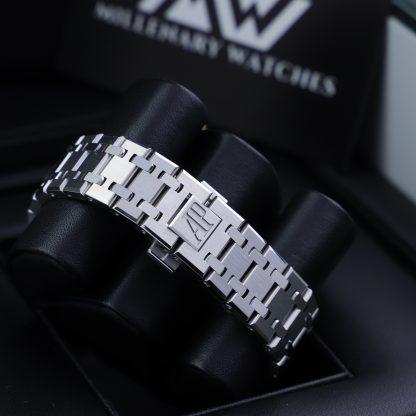 Audemars Piguet Royal Oak 15450ST 37mm White Dial Unworn 2021