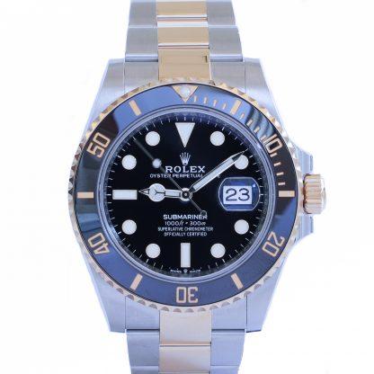 Rolex Submariner 126613LN Unworn 2021 Fullset