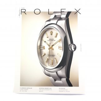 The Rolex Magazine Issue 9 in English