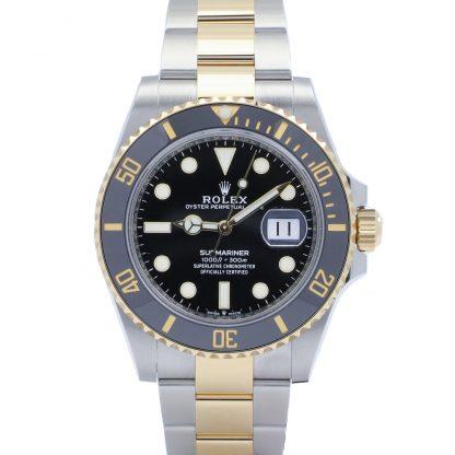 Rolex Submariner 126613LN Unworn Fullset 2021