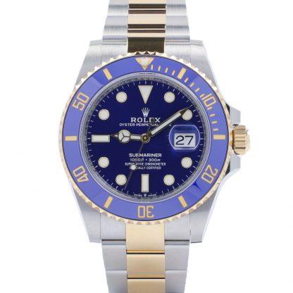 Rolex Submariner 126613LB Fullset Unworn 2021