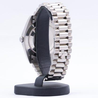 Rolex Day-Date 40 228239 Black Dial Fullset Unworn 2021