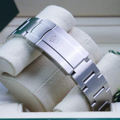 Rolex Oyster Perpetual 36 126000 Green Dial Unworn 2021